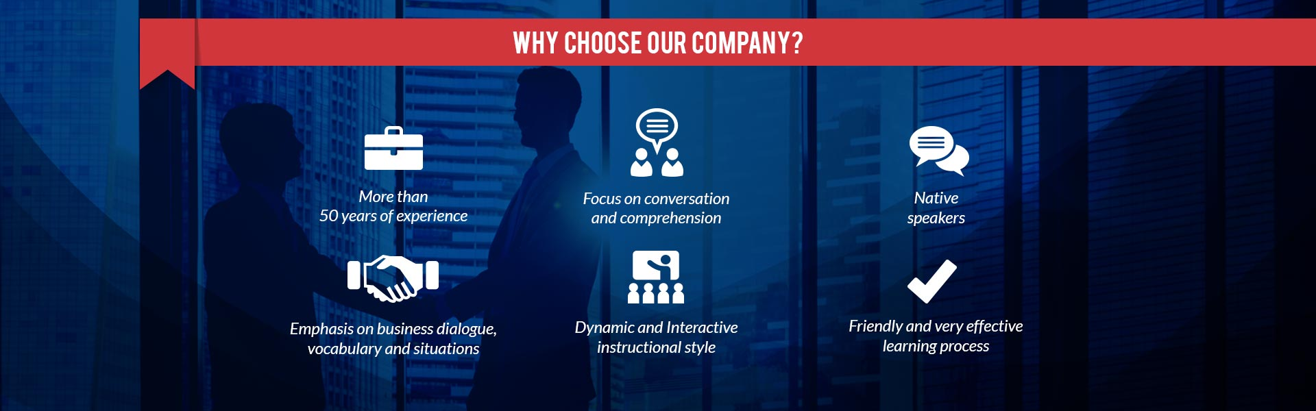 Why choose our company