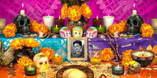Día de Muertos: Tradición 100% Mexicana