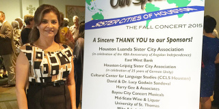 The Sister Cities of Houston 2015