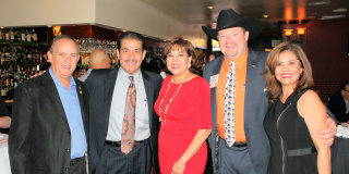 CCLS hosts Mayoral Candidate Adrian Garcia